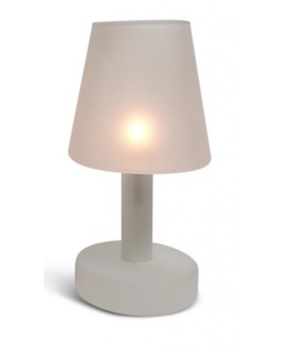 Lampe givrée