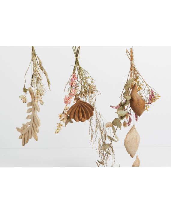 Grigri fleurs séchées